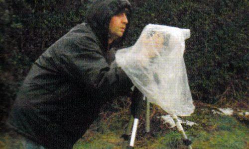 Protezione antipioggia