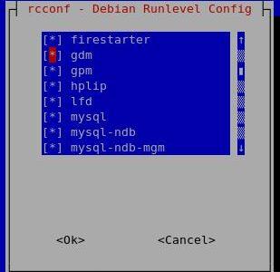 Gestione avvio automatico dei servizi in Raspberry Pi